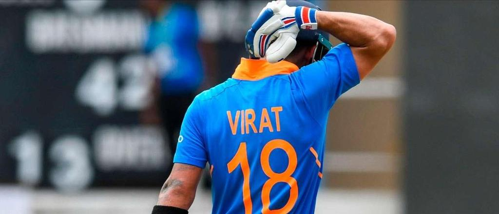 Virat Kohli becomes second-highest run-getter for India in ODIs जवर