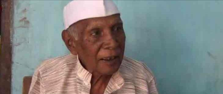 Freedom fighter Dayanidhi Nayak passes away स वत त