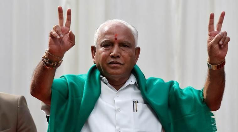 In Karnataka, BJP state President BS Yeddyurappa took oath as Chief Minister.